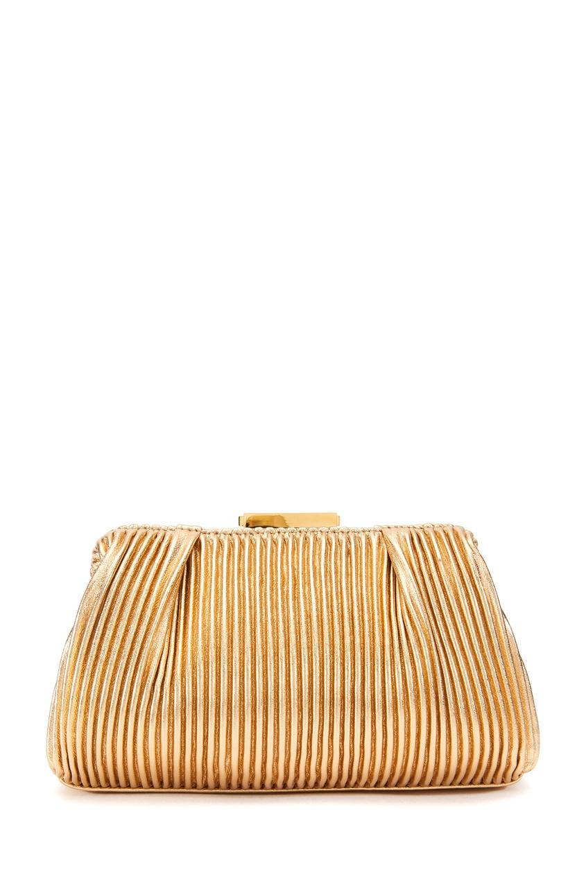 Золотистая сумка The Mini Florence