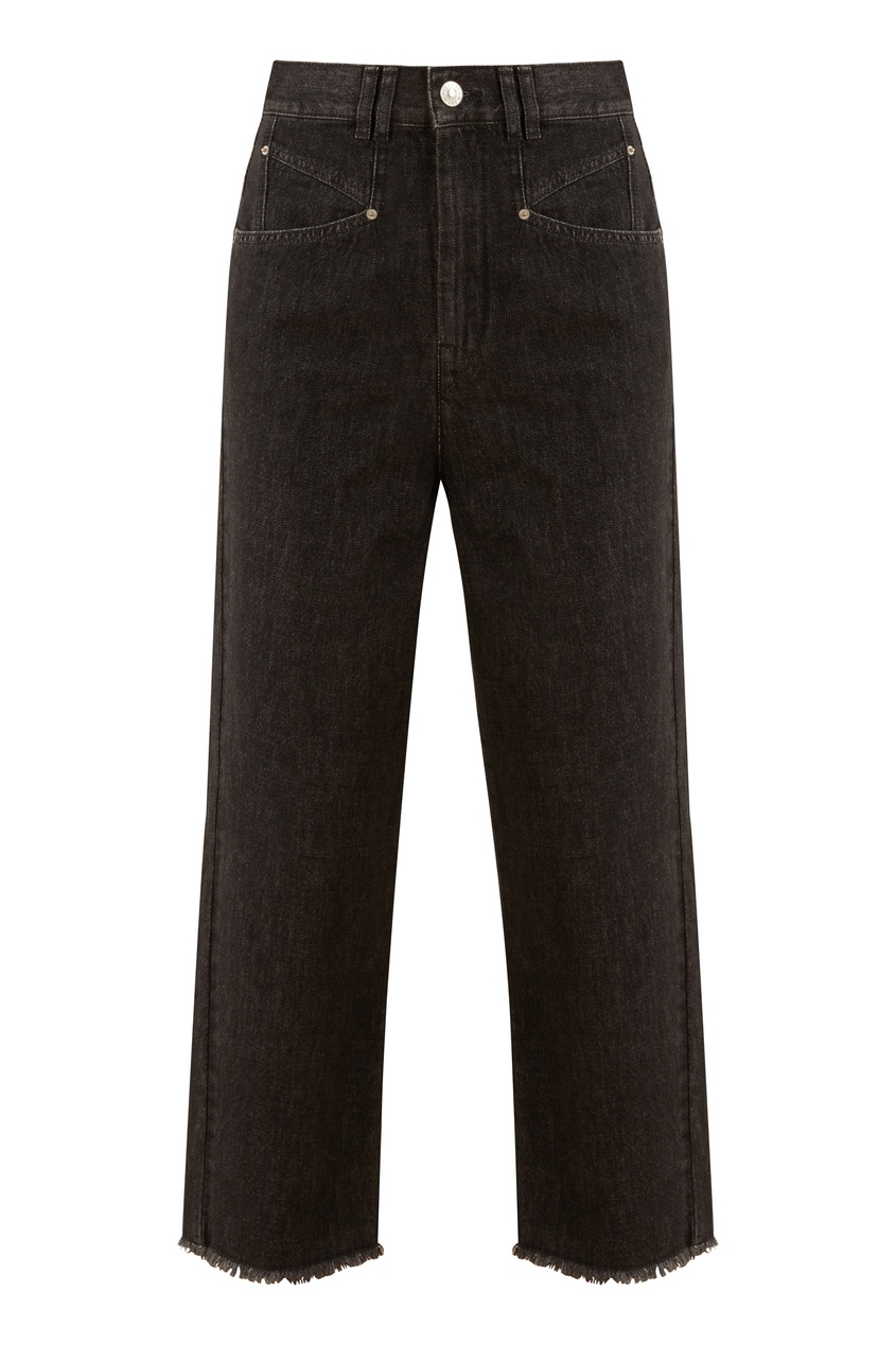 Выбеленные джинсы Dilali