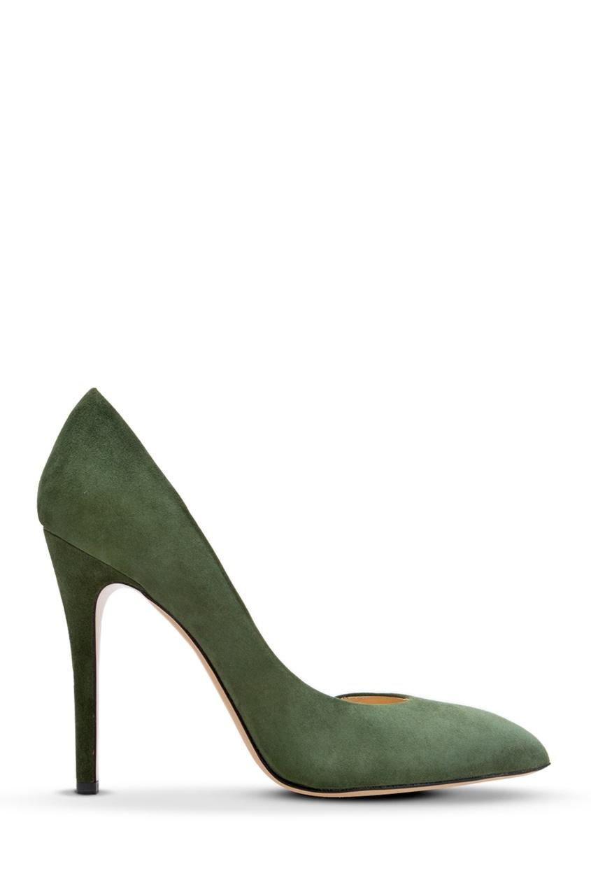 Замшевые туфли Vamp от AIZEL