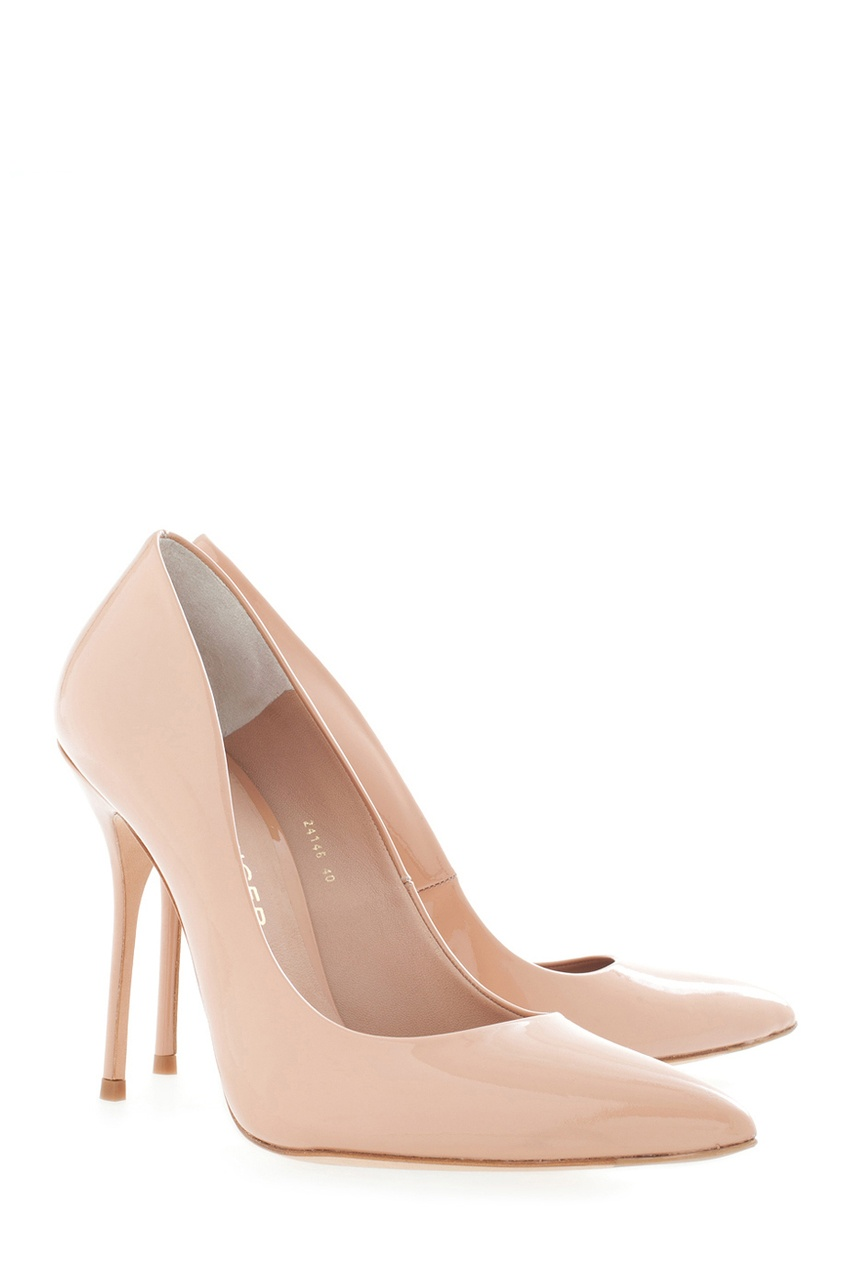 Туфли из лакированной кожи Ellen от AIZEL