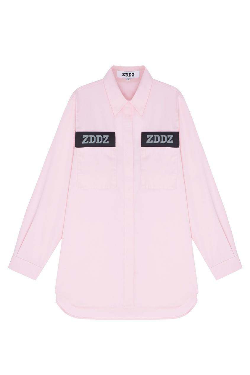 Прямая рубашка