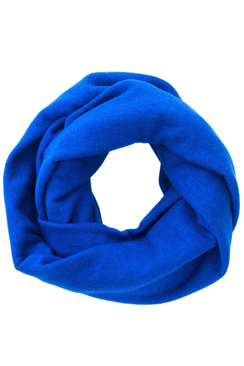 Фото 3 - Однотонный комплект синего цвета