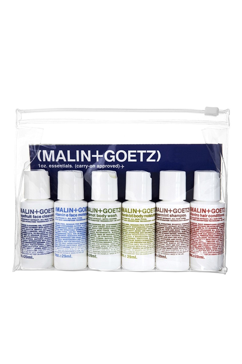 Malin+Goetz Дорожный набор Essentials 6x29ml malin goetz дорожный набор essentials 6x29ml