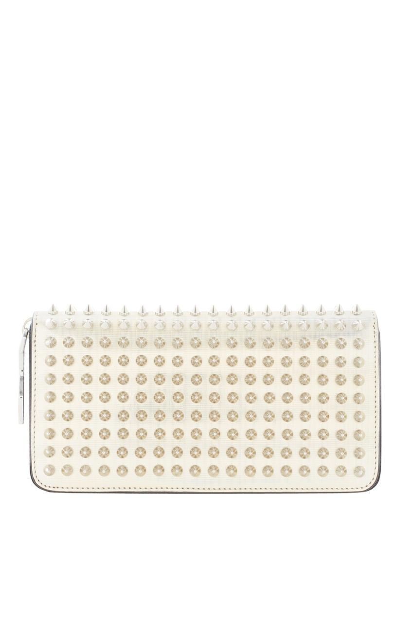 Кошелёк Рanettone wallet specchio galactic/spikes