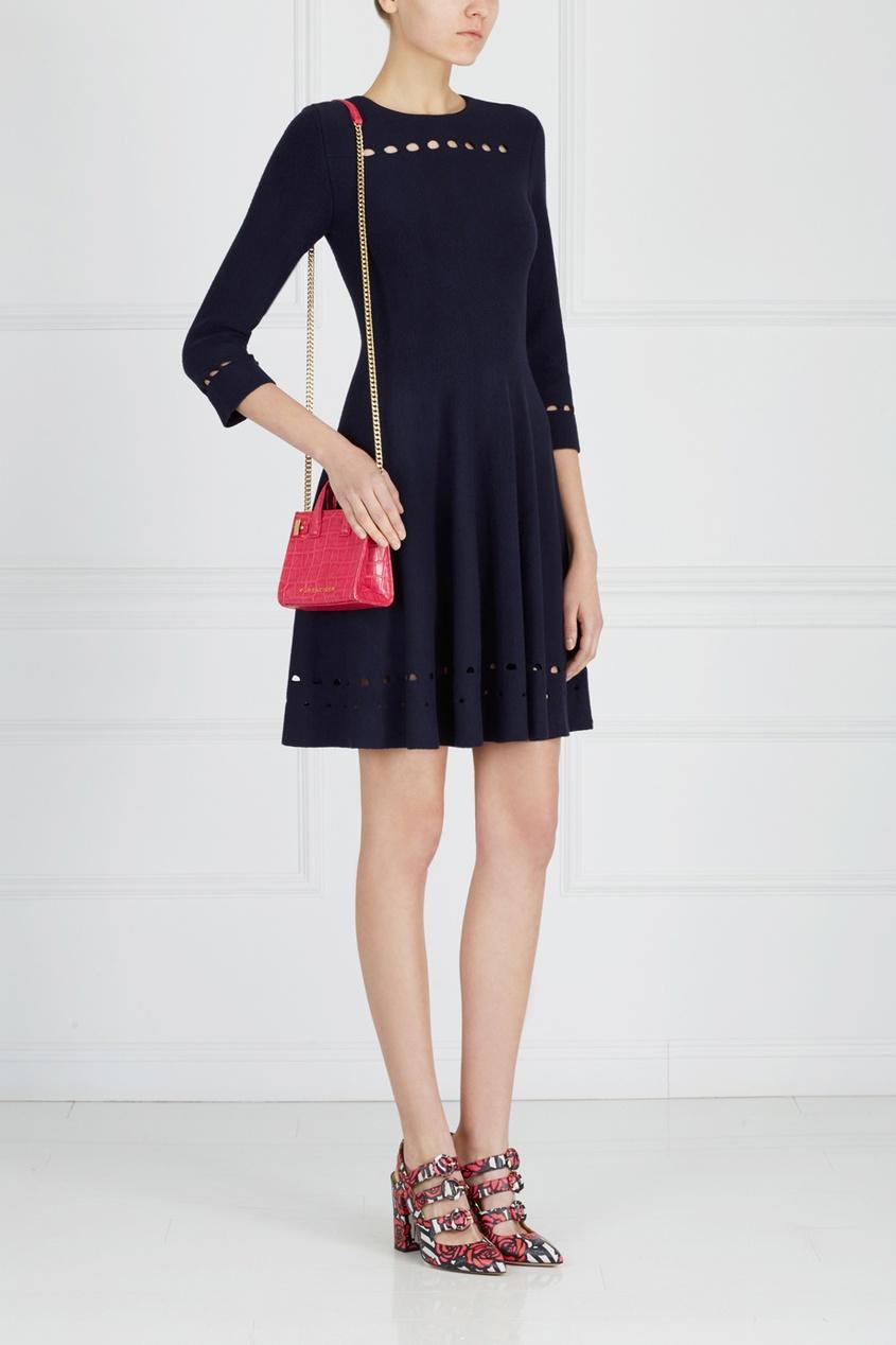 Issa London Однотонное платье