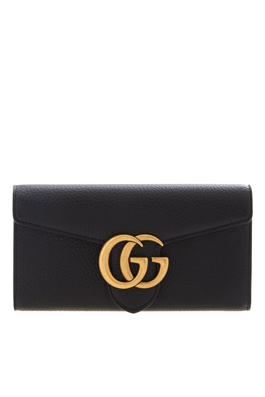 Gucci ������� GG Marmont continental wallet