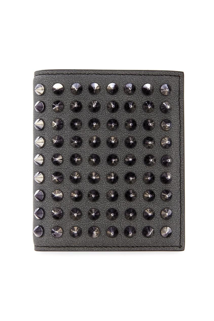 Кошелёк Рaros wallet metallic sheepskin/spikes