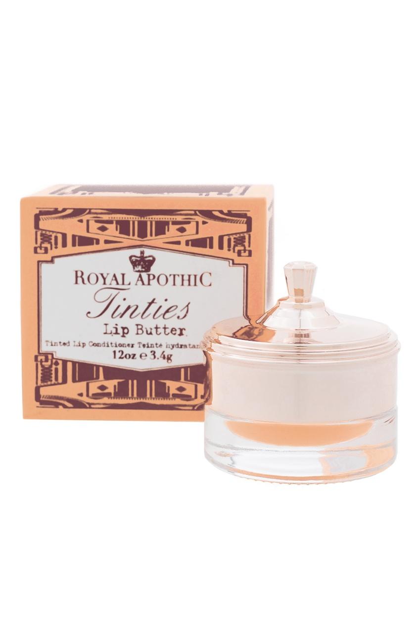 Royal Apothic Оттеночный бальзам для губ Tinties Lip Butter Nude royal apothic бальзам для губ инжир 9 г