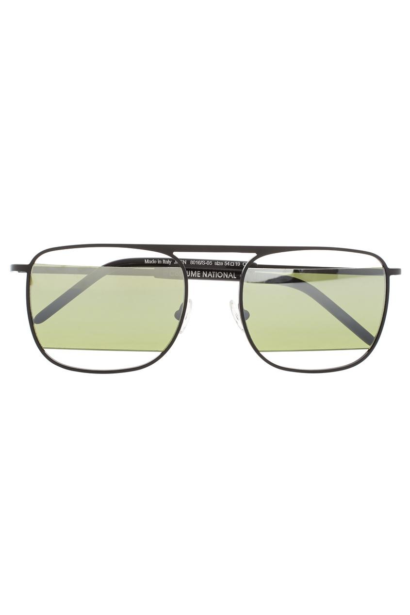 JPlus Солнцезащитные очки J Plus X Costume National costume national очки солнцезащитные