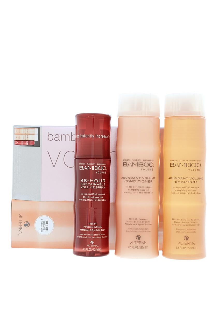 Набор для волос Bamboo «Невероятный объем»