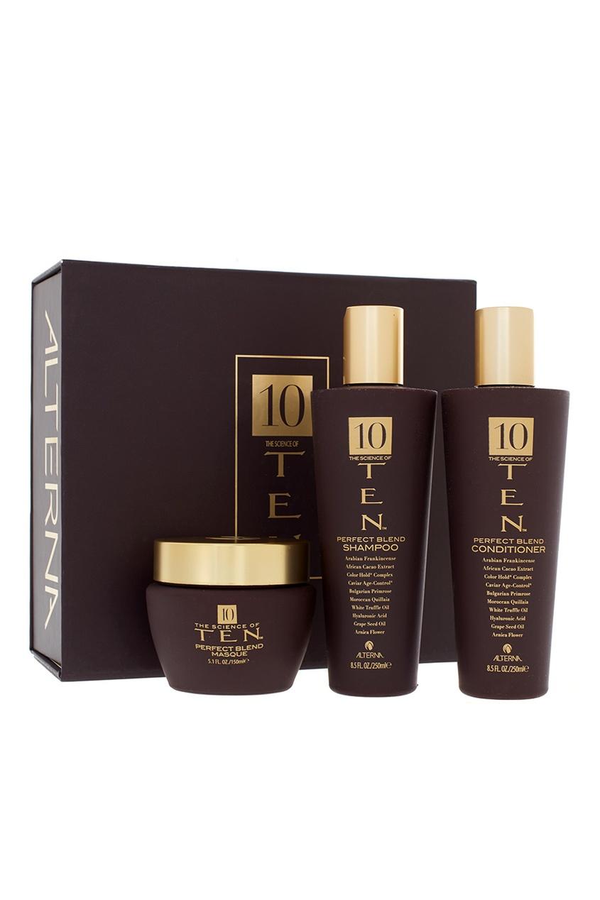 Фото - Набор для волос Ten «Совершенная формула» от Alterna цвет без цвета