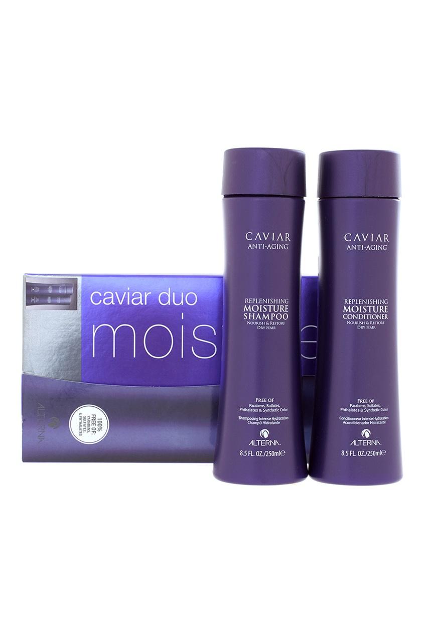 Набор для волос Caviar «Увлажнение и питание»