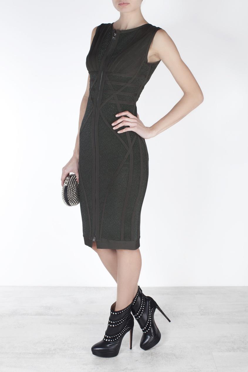 Платье из вискозы Katsia