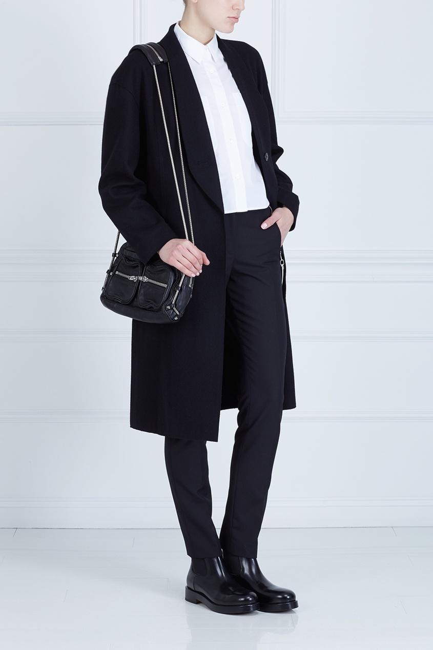 Alexander Wang Однотонные брюки