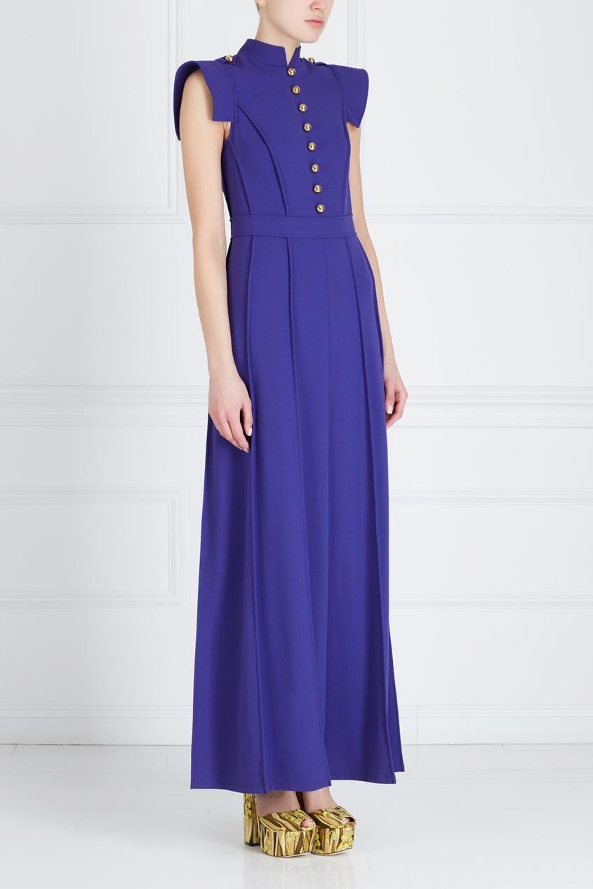 Платье Ester Abner. Цвет: синий