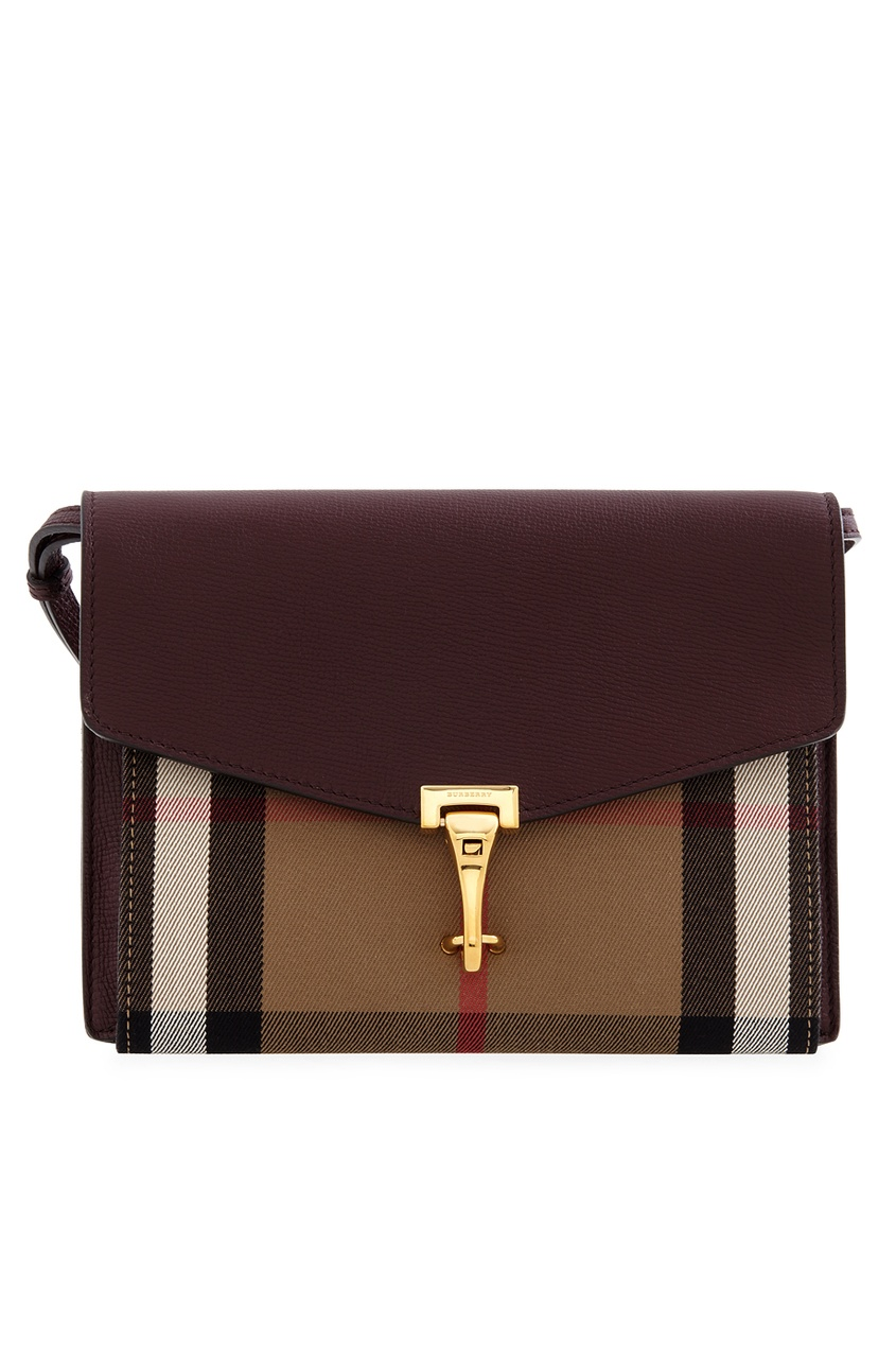 Кожаная сумка Sm Macken