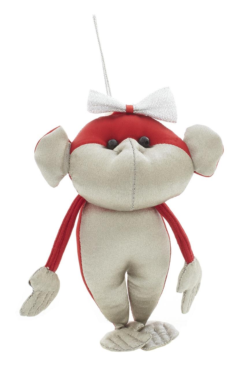 Игрушка «Серебряная обезьяна»