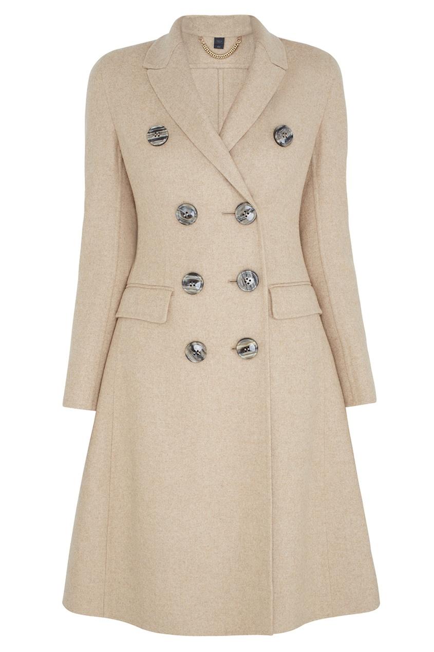 Кашемировое пальто фото