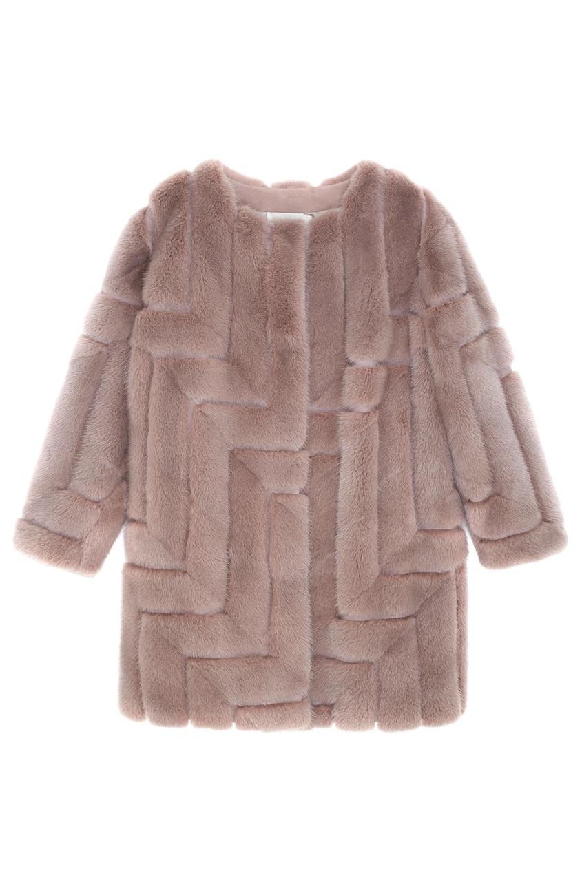 Норковое пальто «Эрика»
