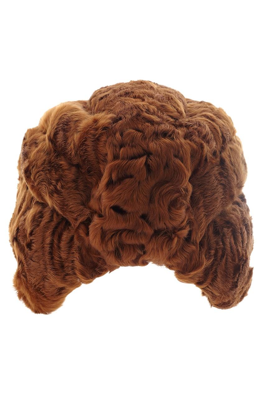 Каракулевая шапка «Чалма»