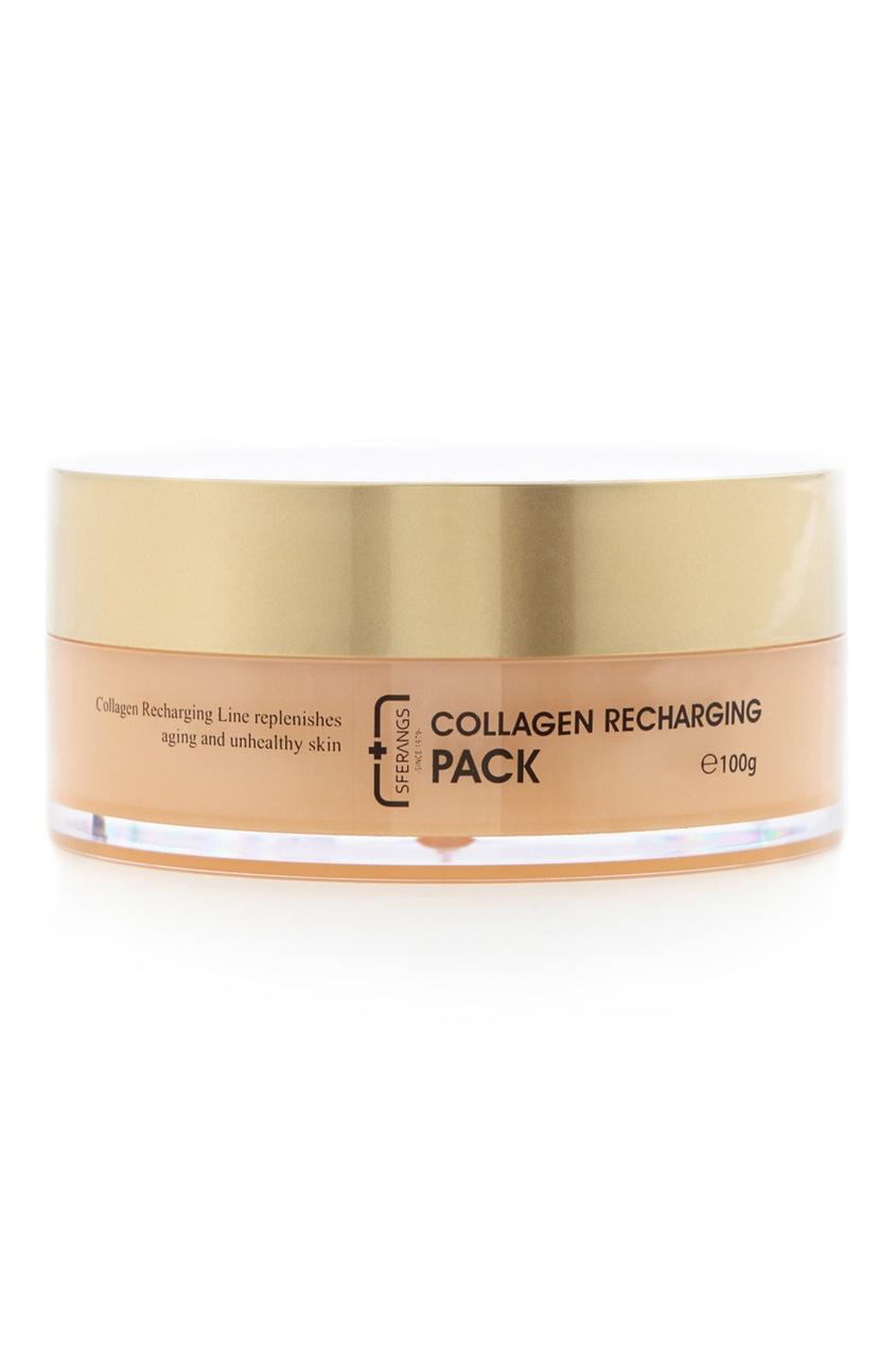 Крем-маска для лица Collagen Recharging Pack, 100ml