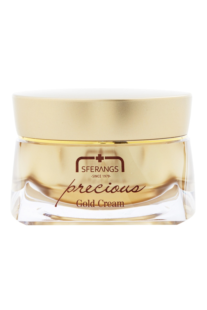 Регенерирующий крем для лица Gold, 50ml