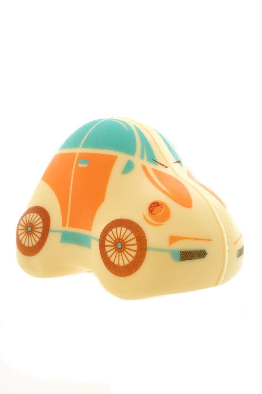 Фото 2 - Елочная игрушка из белого шоколада от Конфаэль цвет multicolor