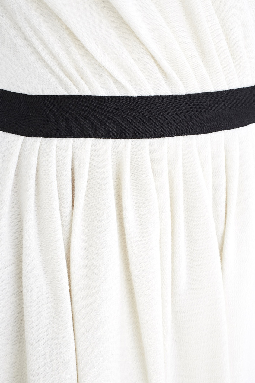 Шерстяное платье с запа́хом от AIZEL