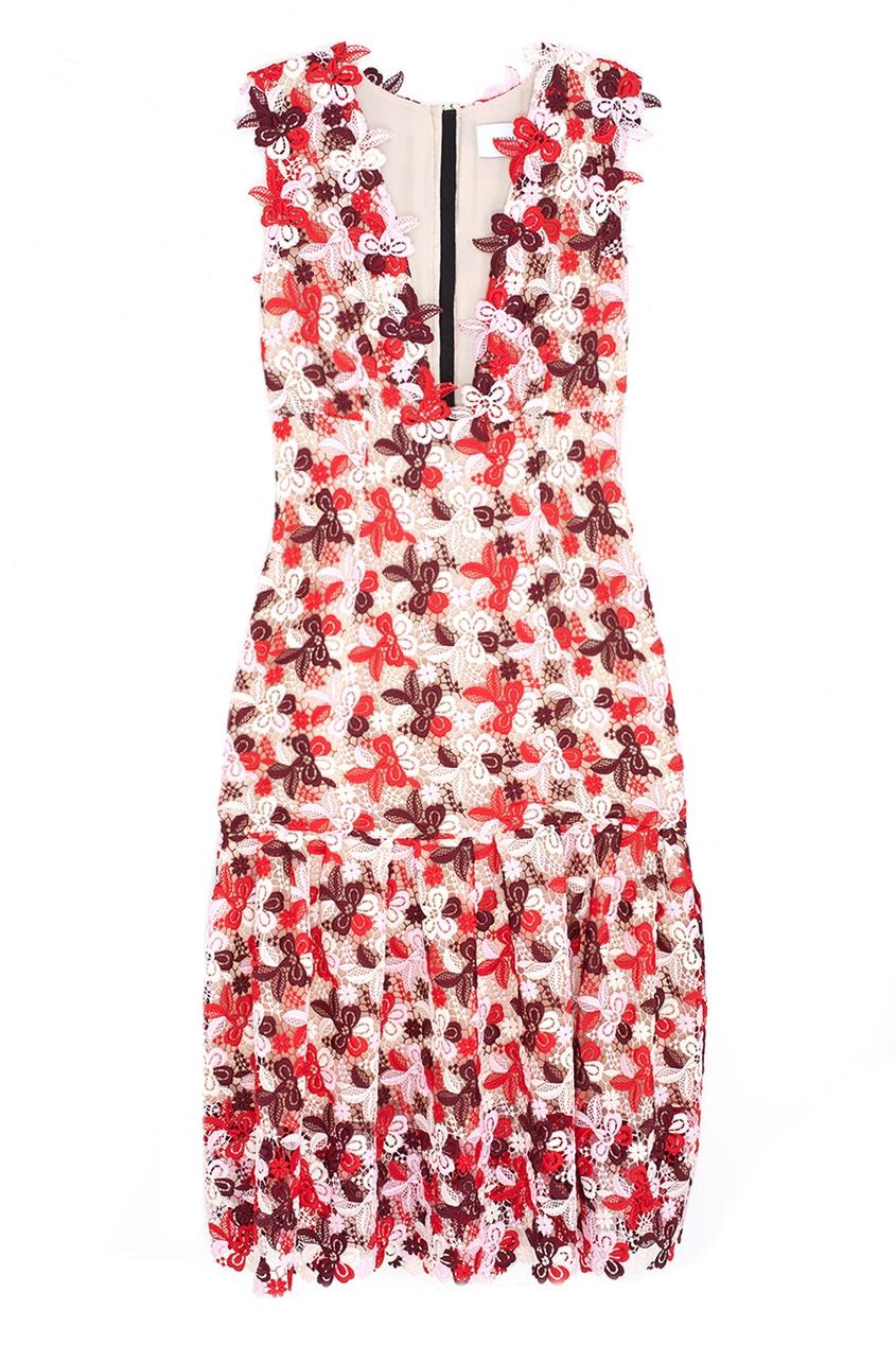 Купить со скидкой Кружевное платье Alex