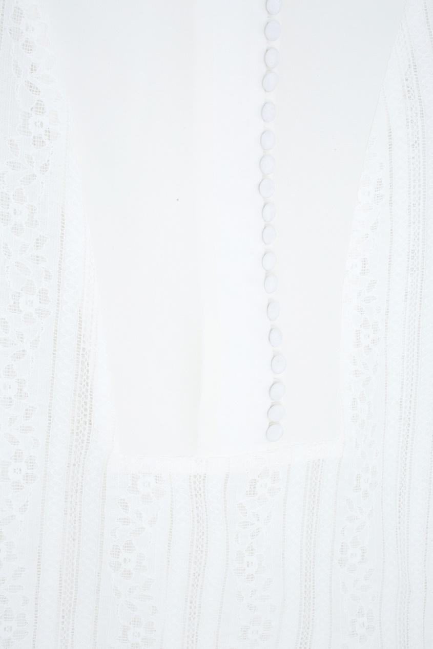 Хлопковая блузка Tabitha