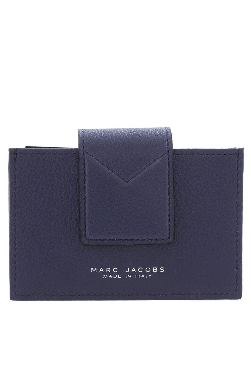 Marc Jacobs Кожаная визитница