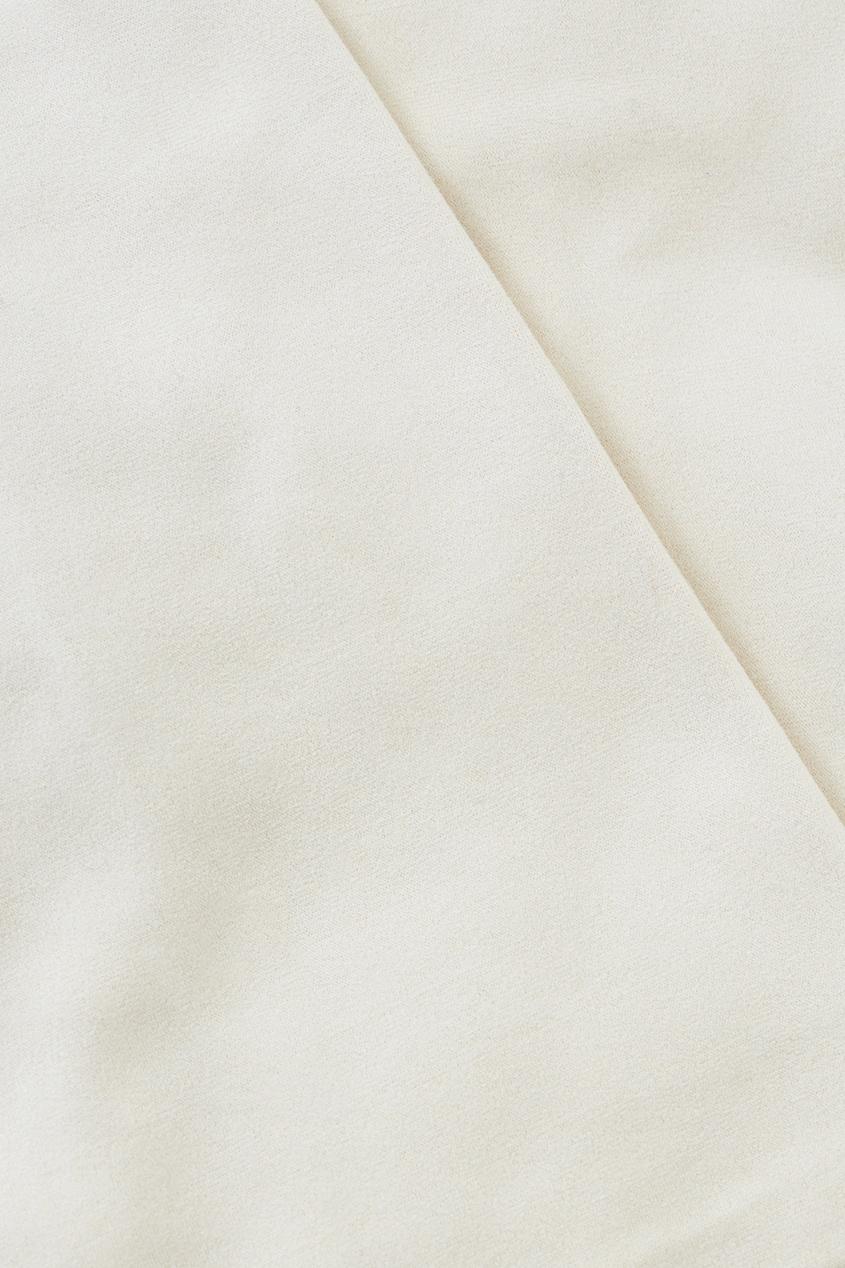 Фото 3 - Перчатки винтажные (60е) от Christian Dior Vintage белого цвета