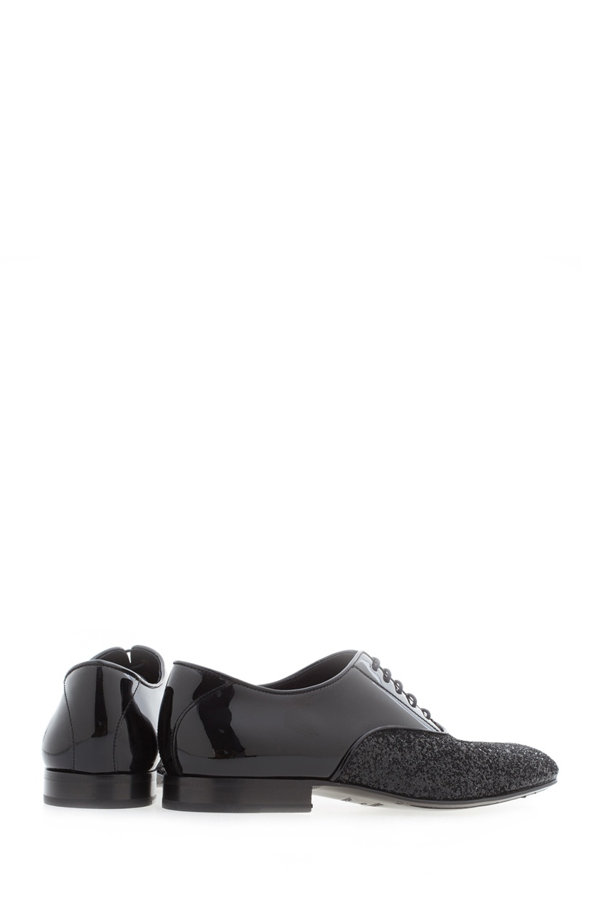 Мужские кожаные туфли Barker