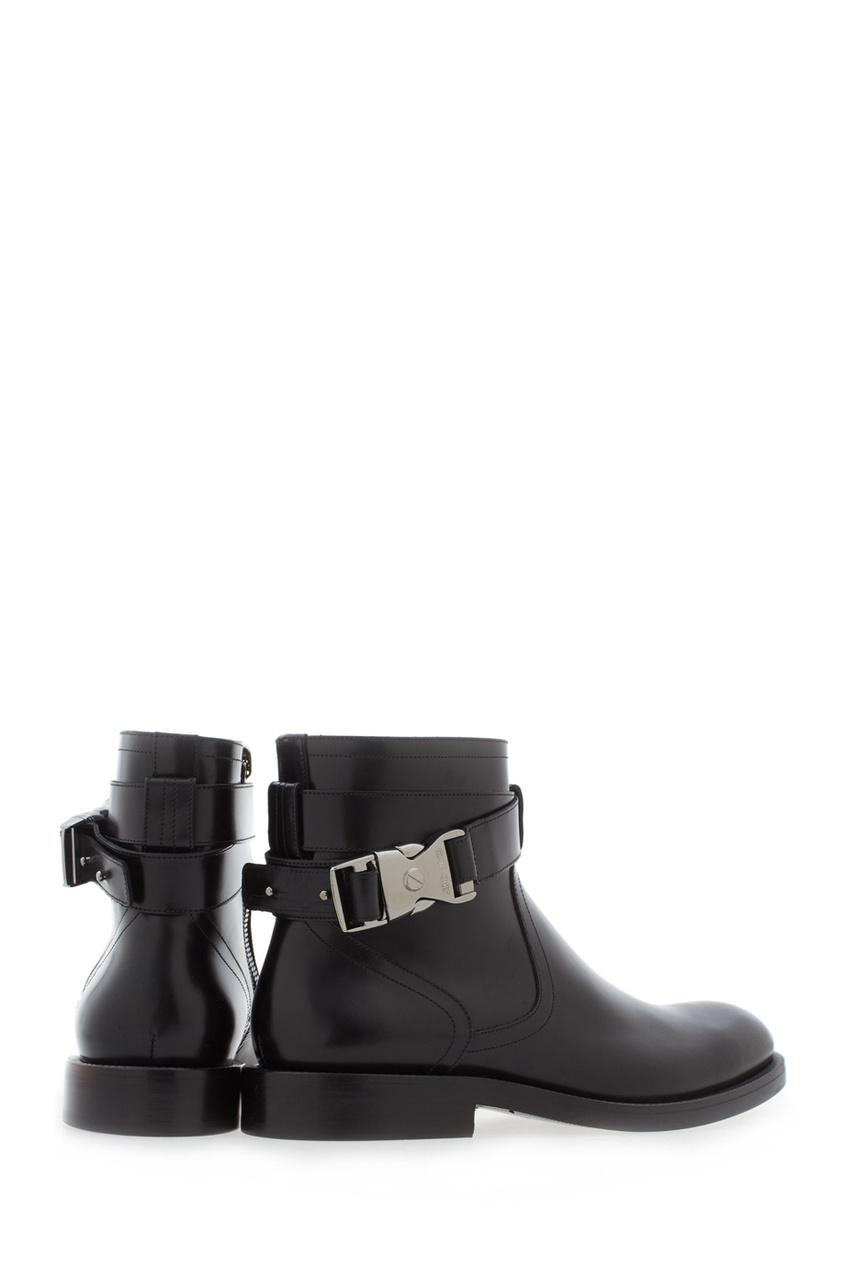 Мужские кожаные ботинки Jamie