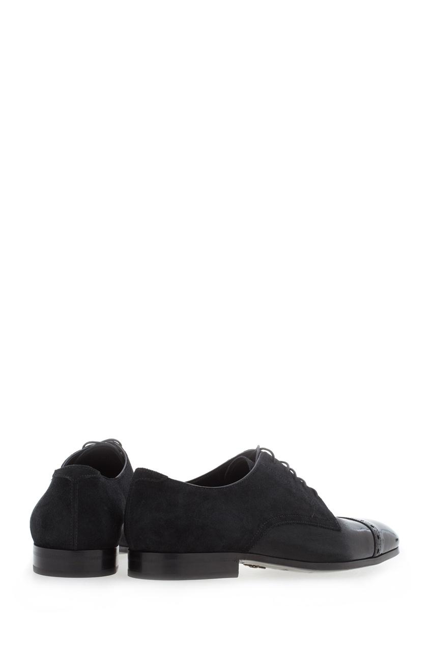 Кожаные туфли Prescott