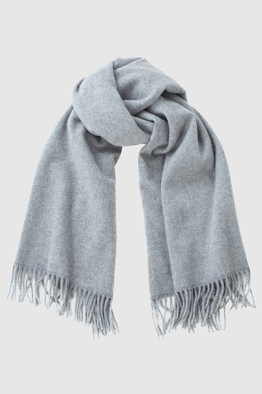 Шерстяной шарф Canada