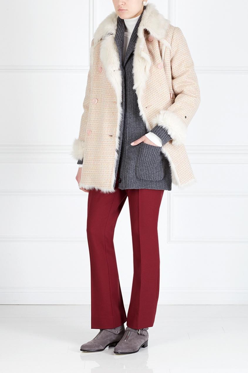 Пальто винтажное (70е)