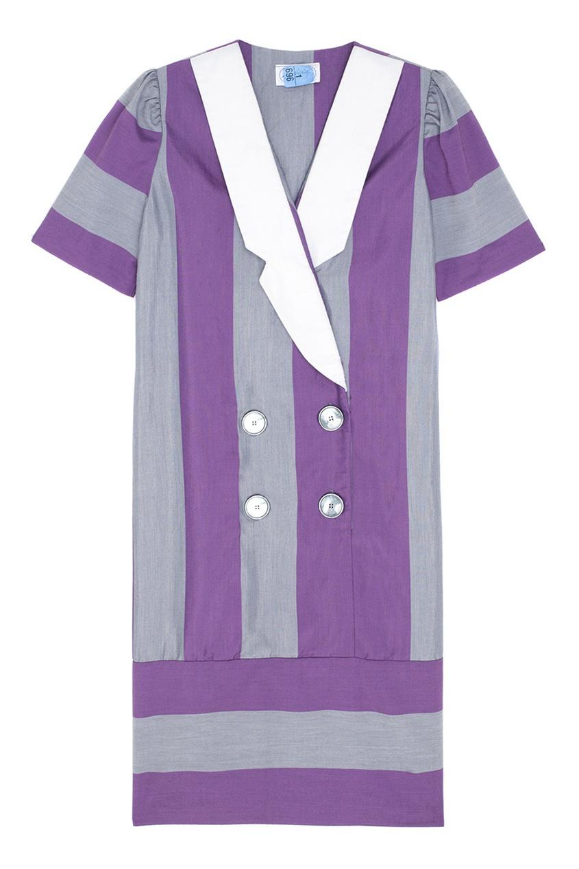 Платье винтажное (80е)