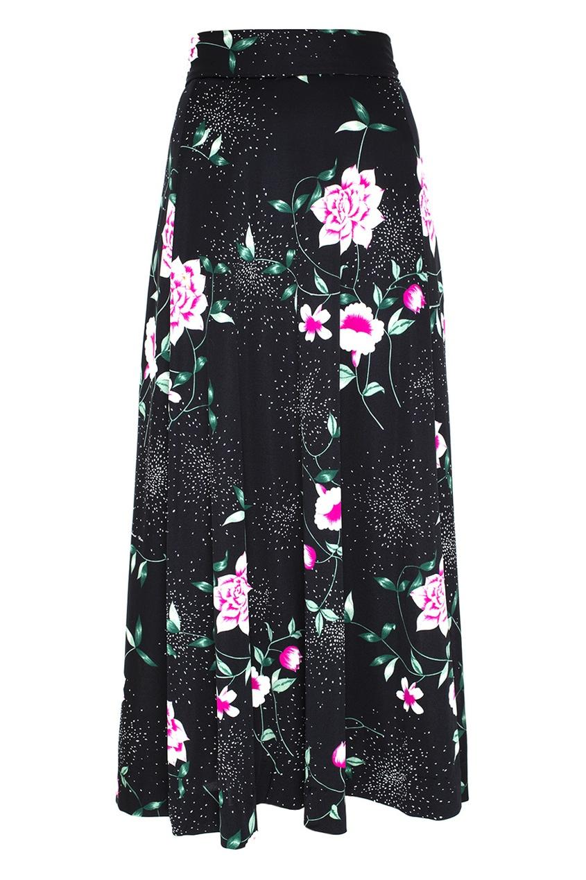 Hanae Mori Paris Vintage Юбка винтажная (70e) hanae mori paris vintage юбка винтажная 70e