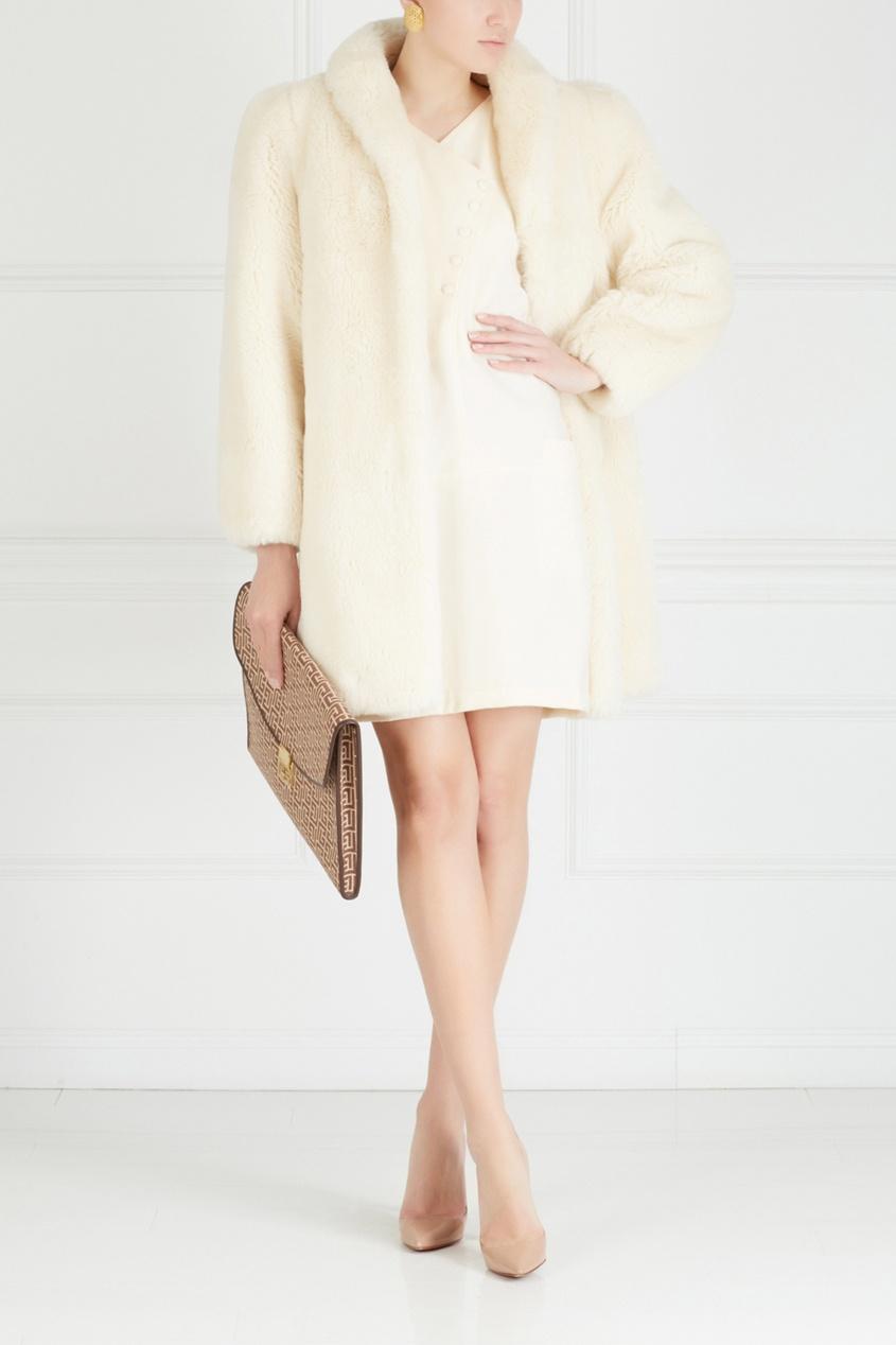 Меховое пальто (80е)