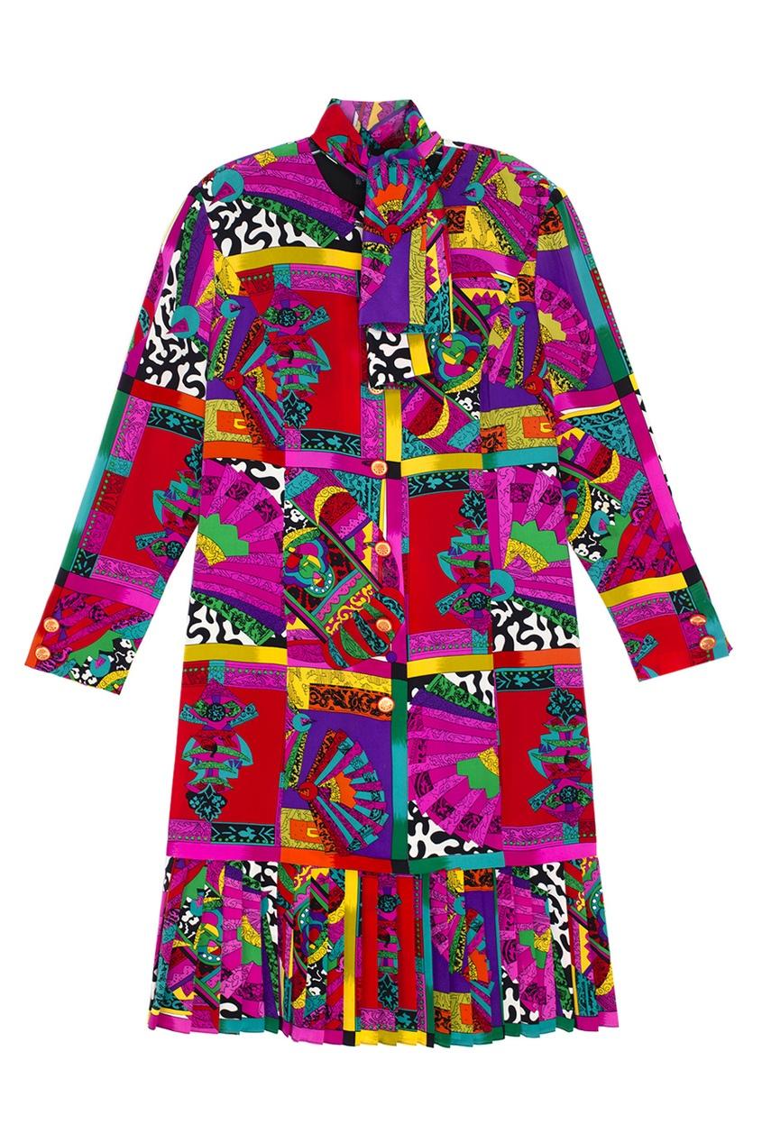 Louis Feraud Vintage Платье винтажное louis feraud vintage металлические клипсы с камнем 80 е