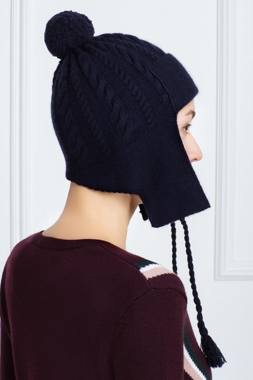Кашемировая шапка от AIZEL