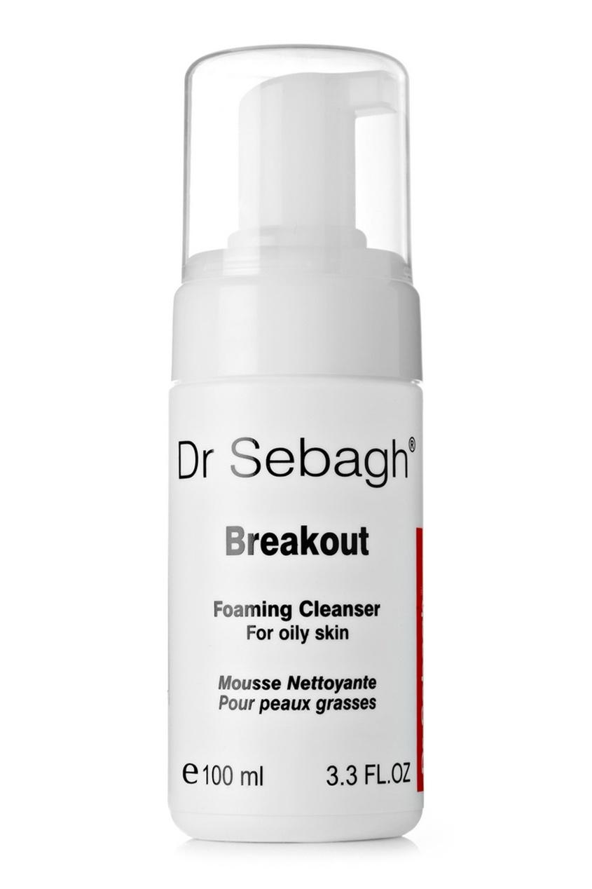 Очищающая пенка для жирной кожи Breakout 100ml