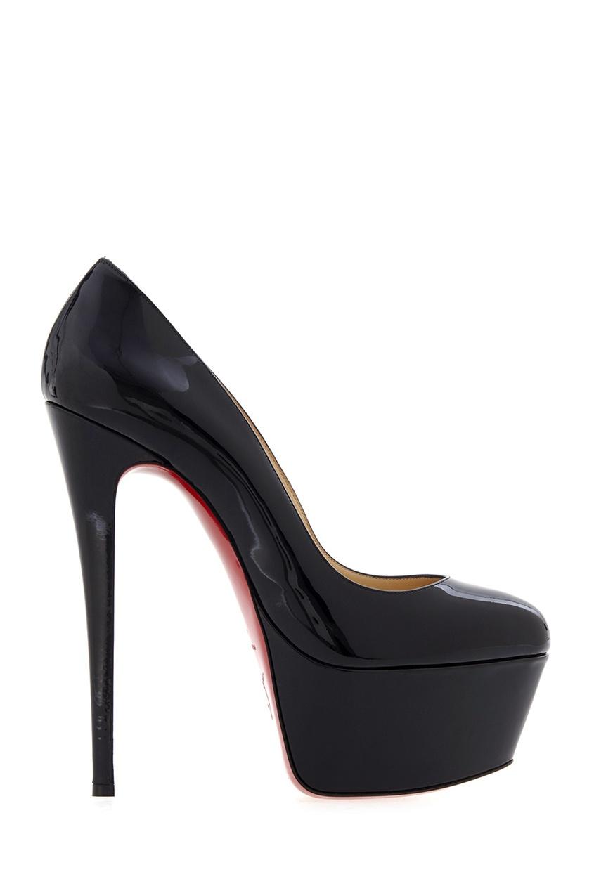 Туфли из лакированной кожи Victoria 160