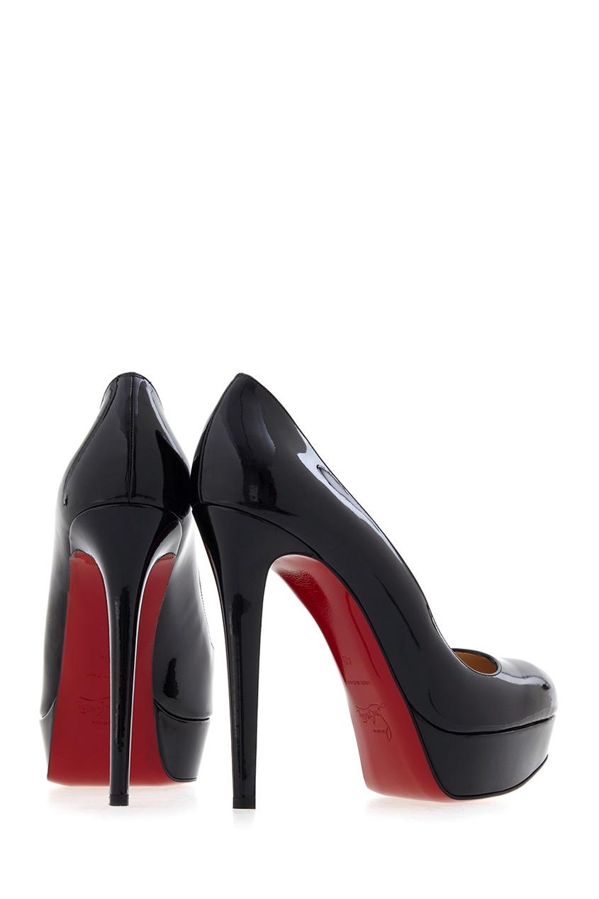 Туфли из лакированной кожи Bianca 140 от AIZEL