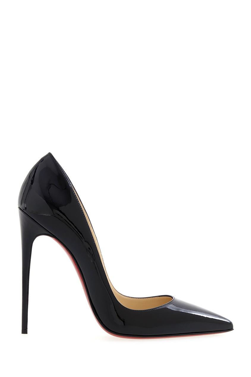 Туфли из лакированной кожи So Kate 120