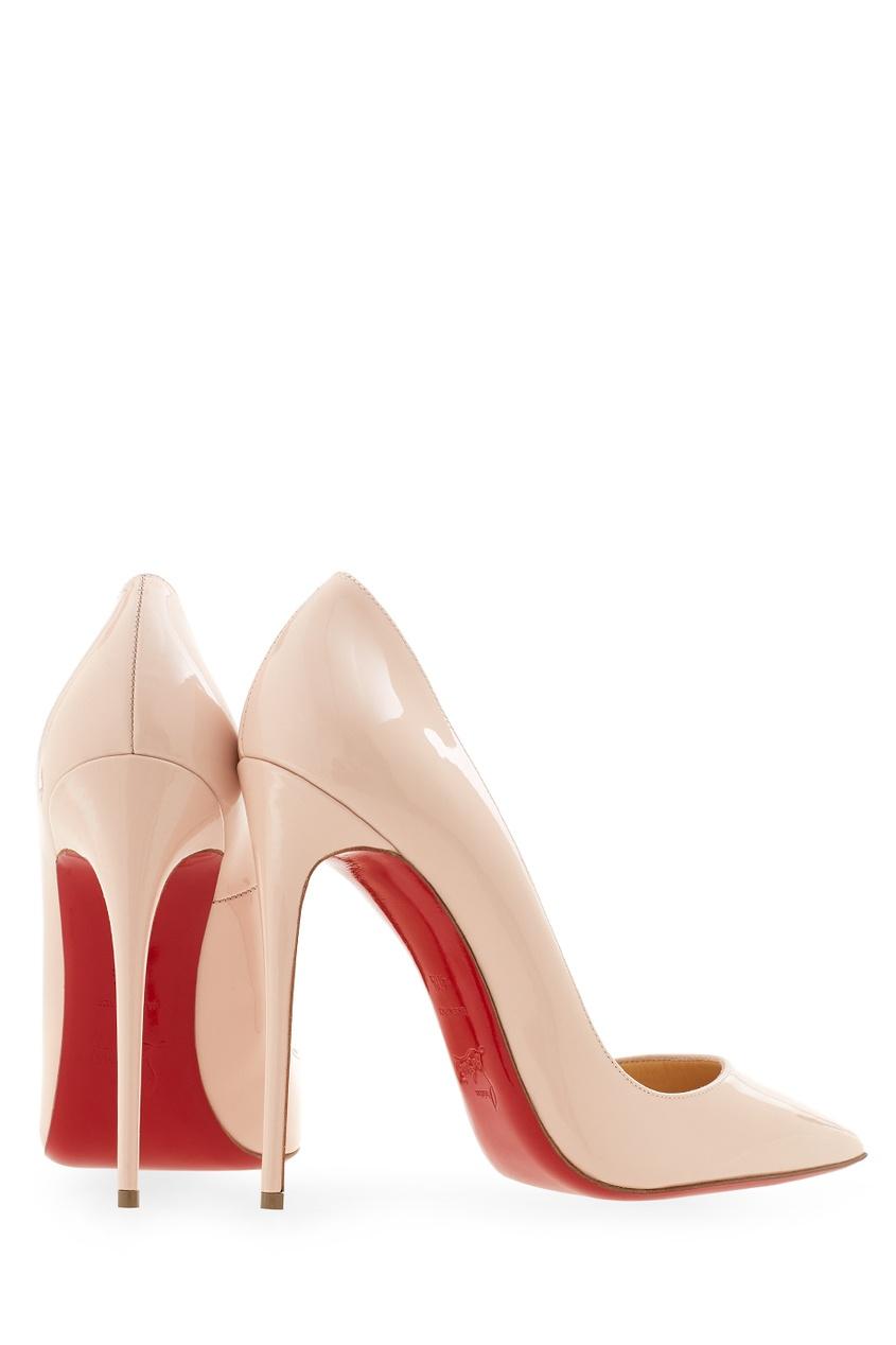 Кожаные туфли So Kate 120