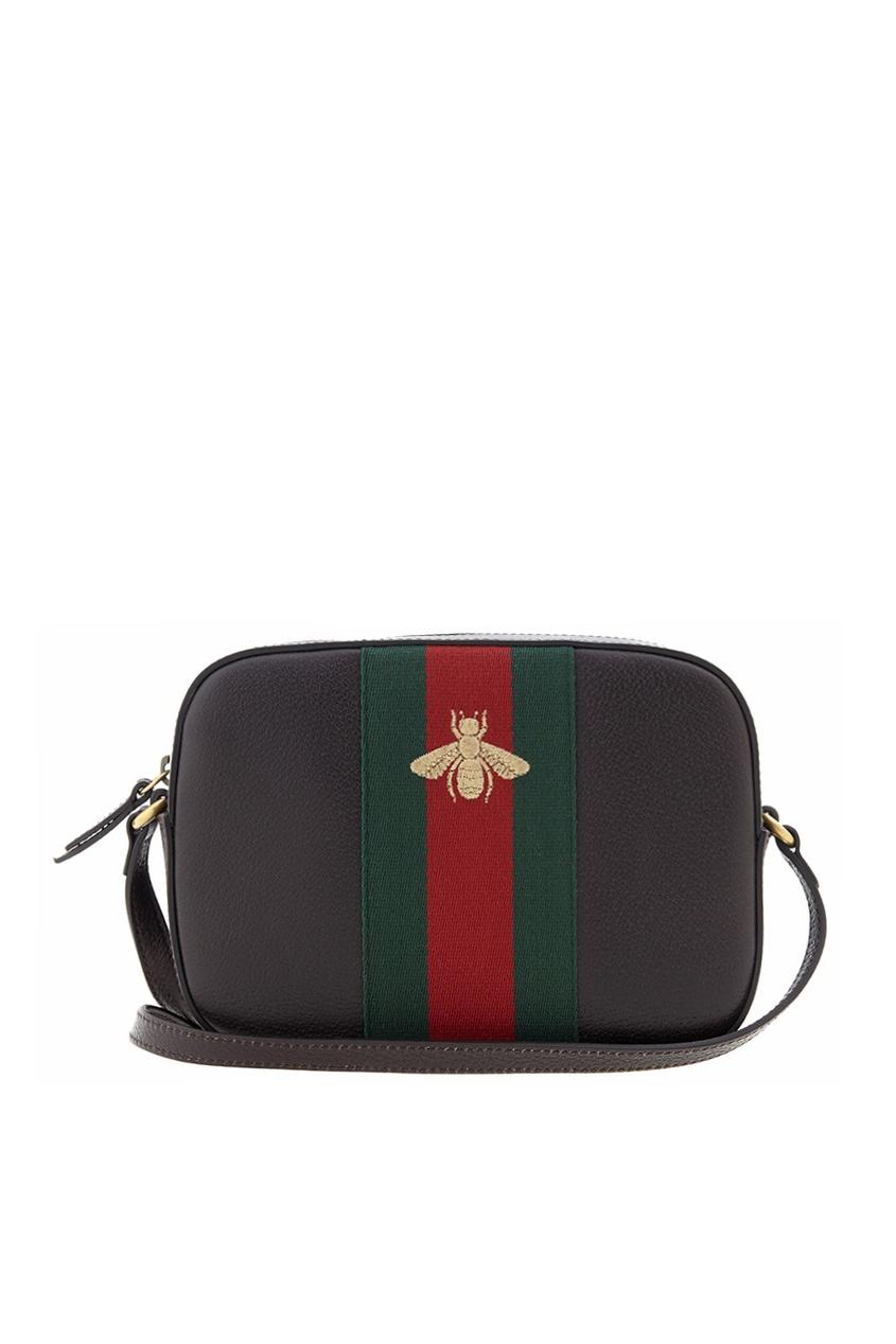 Кожаная сумка Linea G