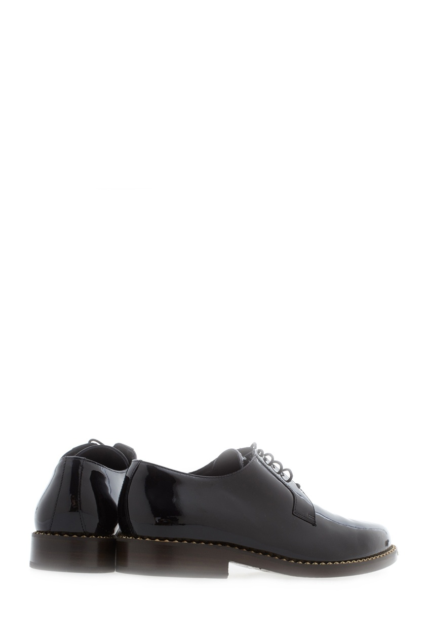 Кожаные туфли Miles