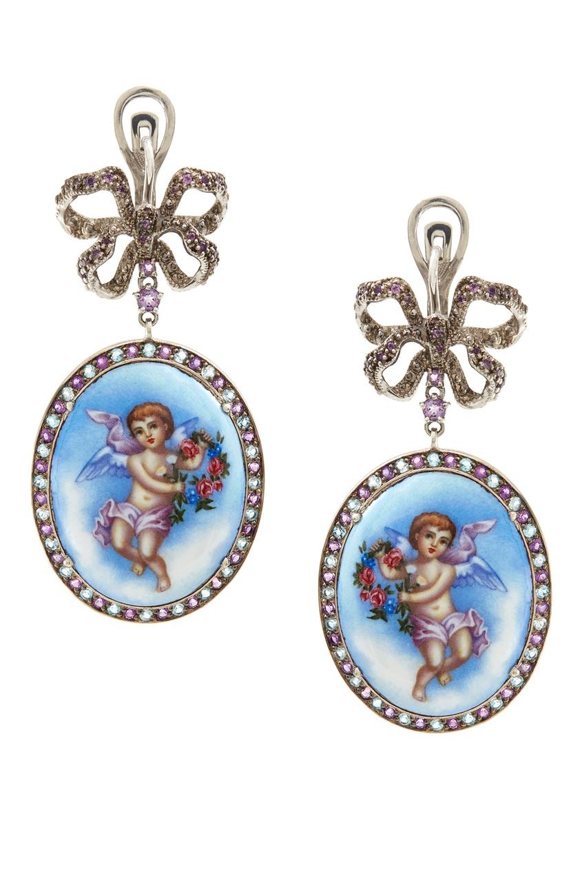 Серьги Axenoff Jewellery 15634848 от Aizel